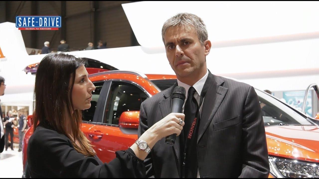 Vincenzo Picardi Direttore Comunicazione Honda Auto Italia Youtube