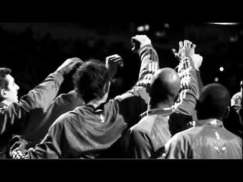 2011-12 Chicago Bulls TV spot