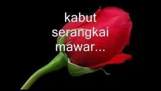 kabut serangkai mawar