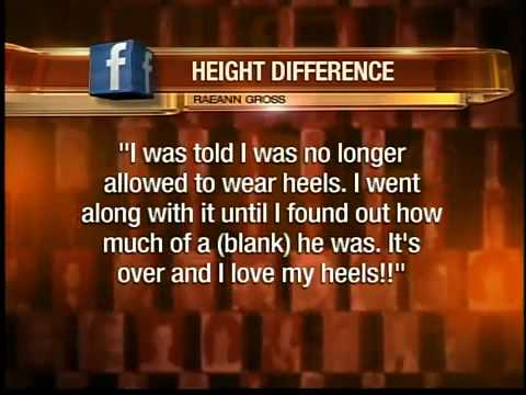 does height matter in love