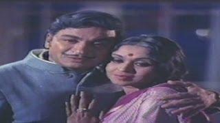Bhagyavantharu Kannada Movie Songs || Ninna Nanna Manvu Serithu || Rajkumar || Saroja Devi