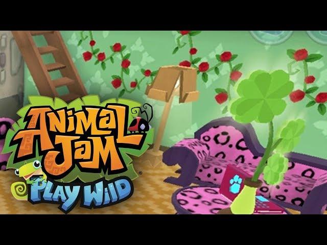 Den Speed Build of The Alpine Lodge Bundle | Animal Jam Play Wild