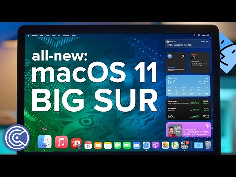 macOS Big Sur Tour, Tips, and Tricks - Krazy Ken's Tech Talk
