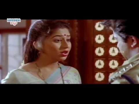 Arjun Loves Sudha Rani | Prathap Kannada Movie Scenes | Malashri | Kannada
