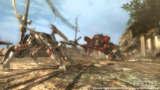 Metal Gear Rising - The Hot Wind Blowing - Extended Resimi