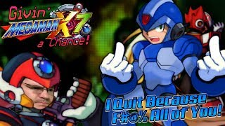 Givin' Mega Man X7 a Chance? - Mega May 2018