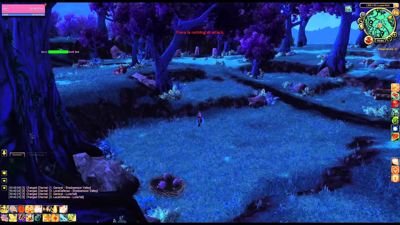 how to get to stormwind from lunarfall
