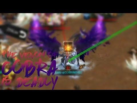 CLASH OF KINGS - COBRA IN ANCIENT BATTLEFIELD! *Monster*