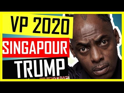 Coolio Interview 2019 - Running For VP & Denied By Singapore