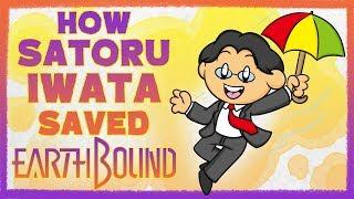 How Satoru Iwata Saved Earthbound