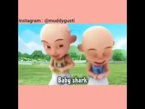 Baby shark-Momy shark upin ipin