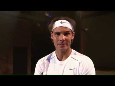 French Open: Rafael Nadal, Roger Federer and Serena Williams discuss their chances