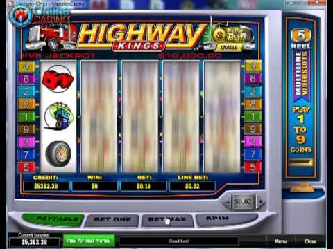 Highway Kings slots