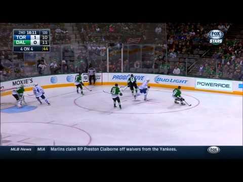 Toronto Maple Leafs vs. Dallas Stars 23.12.2014