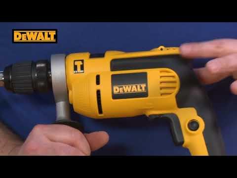DeWalt 700W DWD024K Keyless Percussion Drill From Sealants And Tools Direct
