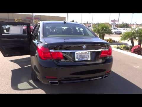 2009 BMW 7 Series - 4dr Car San Diego Oceanside Vista Escondido Encinitas Vista CA 101211