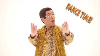 PPAP but everything is a pen