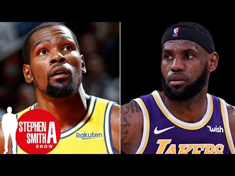 download Why isn't Kevin Durant held to same standard as LeBron James? | Stephen A. Smith Show