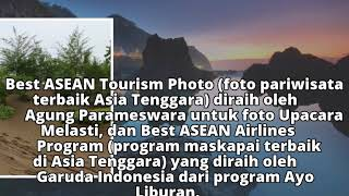 Indonesia Borong Penghargaan di ASEANTA Awards 2018