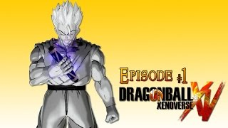 Dragonball Xenoverse Bundle Edition - PC Gameplay Episode 1 (you must try this game)
