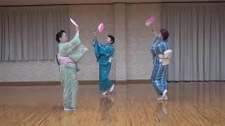 長崎盆踊り(コロムビア舞踊研究会)