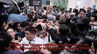 Hong Kong protesters lose international support as violence escalates