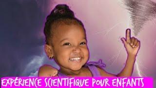 •★ Expérience scientifique pour enfants[ Facile ] -Tornade- +Chant johny yes papa•★