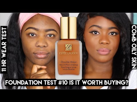 Foundation Test 10 Estee Lauder Double Wear Stay In Place