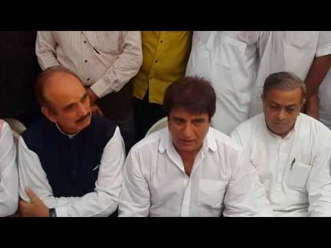 Press Conference Shahjahanpur