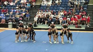2015 GA Coed Cheereleading Sectionals - Johns Creek High School