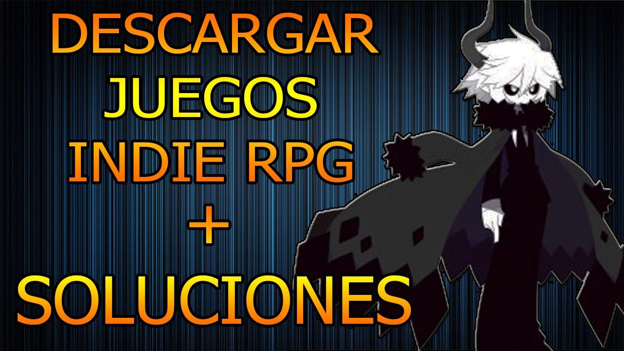 Tutorial Descargar Juegos Indie Rpg Errores Frecuentes Youtube