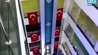 Sultangazi Belediyesi Başkanlık Asansörü