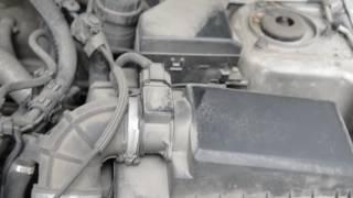 Двигатель Volvo S40 VS 1.8 122 л.с.