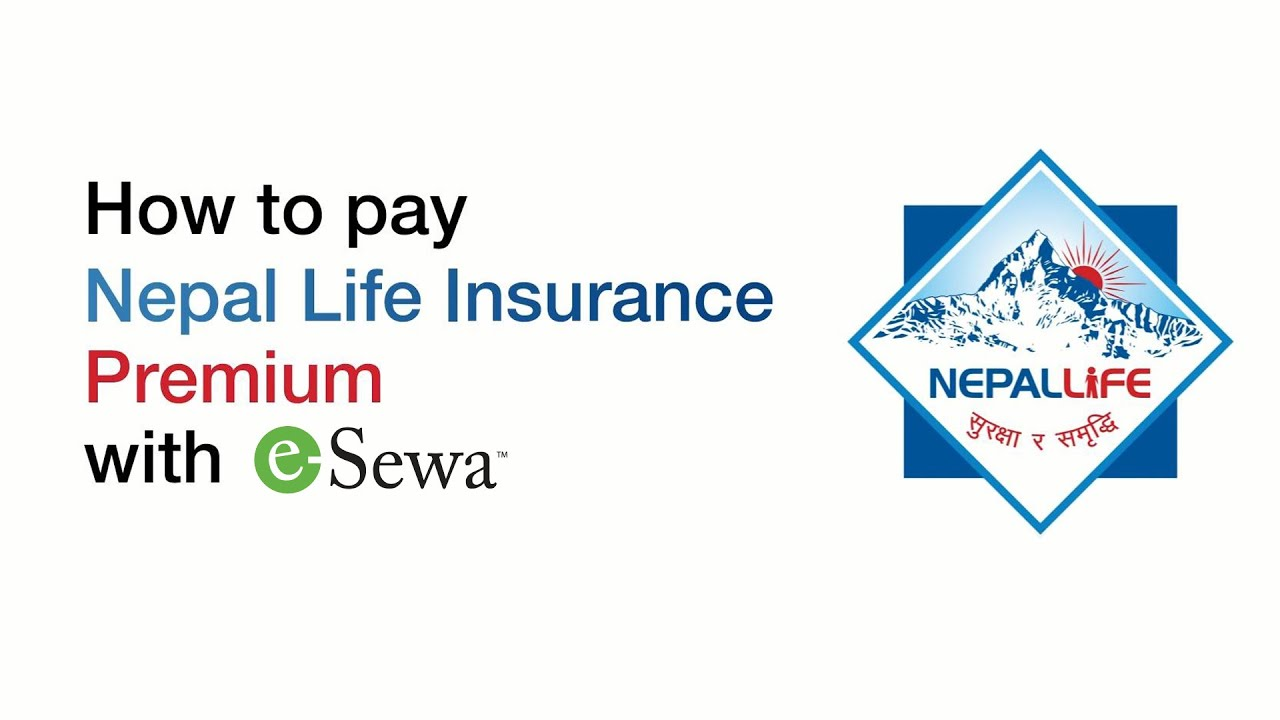 How to pay Nepal Life Insurance Premium with eSewa? - YouTube