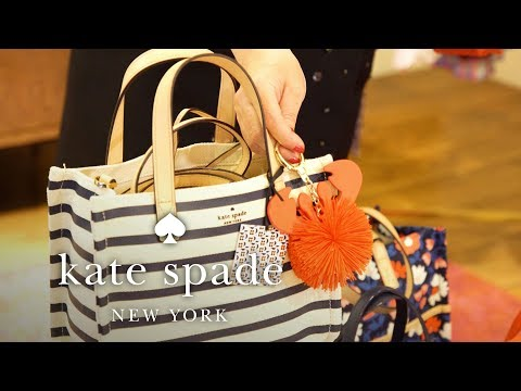 new sam bags | april new arrivals | talking shop with tiffany | kate spade new york