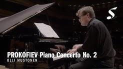 PROKOFIEV Piano Concerto No.2 in G minor, Op.16 - Olli Mustonen | Singapore Symphony | Hannu Lintu