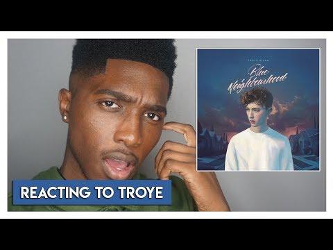 Troye Sivan - Blue Neighbourhood Album (REACTION) | Jayden Reacts