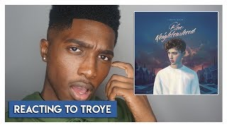 Troye Sivan - Blue Neighbourhood Album (REACTION) | Jayden Reacts