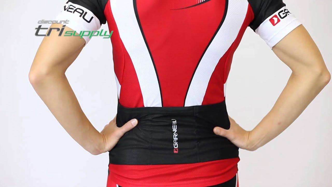 07d18ebdb Louis Garneau Women s Equipe Bike Jersey   Shorts - YouTube