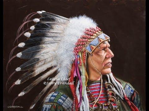 Jerry Crandall's Western Art