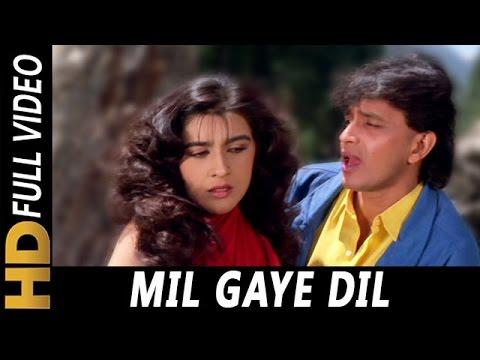 Mil Gaye Dil Ab To Khul Ke Mila Jara | Mohammed Aziz, Alka Yagnik | Agnee 1988 Songs