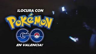 APARECE UN FLAREON EN VALENCIA Y PASA ESTO... | POKEMON GO