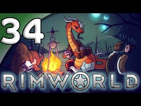 Rimworld Alpha 16 [Modded] - 34. Medicine Maker - Let's Play Rimworld Gameplay