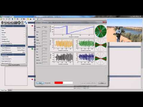 Compass Calibration Video Part III -  Legacy Software
