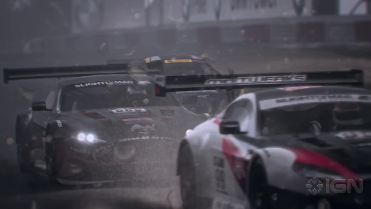 project cars night racing in the rain youtube. Black Bedroom Furniture Sets. Home Design Ideas