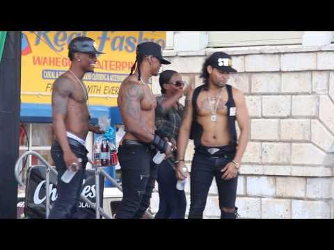 Dance Man Jamaica  DD 2017