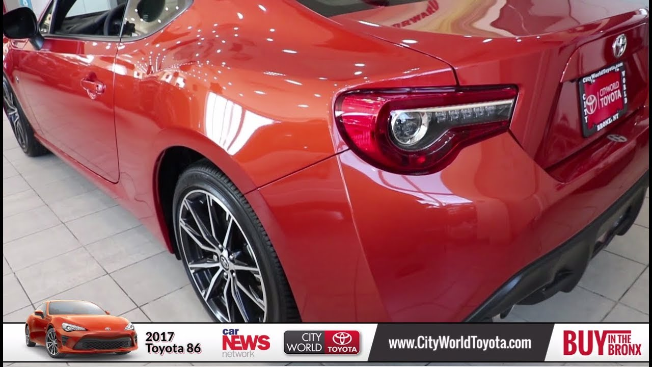 2017 Toyota 86 At City World Bronx New York Yonkers White Plains Bayside Queens
