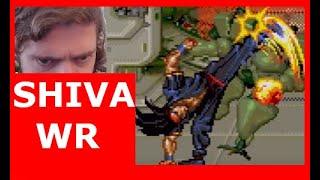 Streets of Rage 3 Shiva *World Record* Game Genie speedrun 43:24