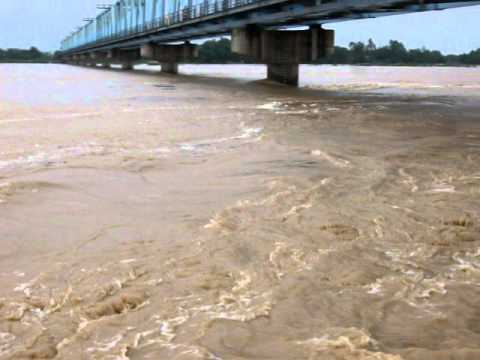 Nước lũ dân cao, đổ về hạ nguồn Gò Nổi (Gò Nổi .NET)