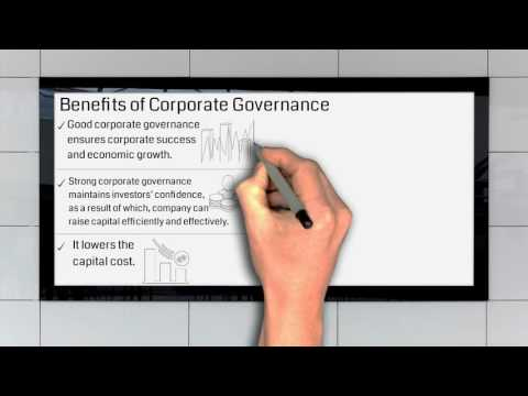 What is Corporate Governance ?